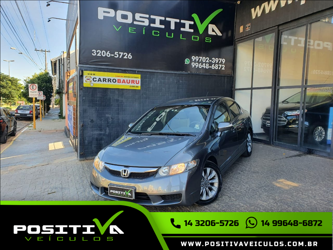 Civic 1.8 16V 4P FLEX LXS