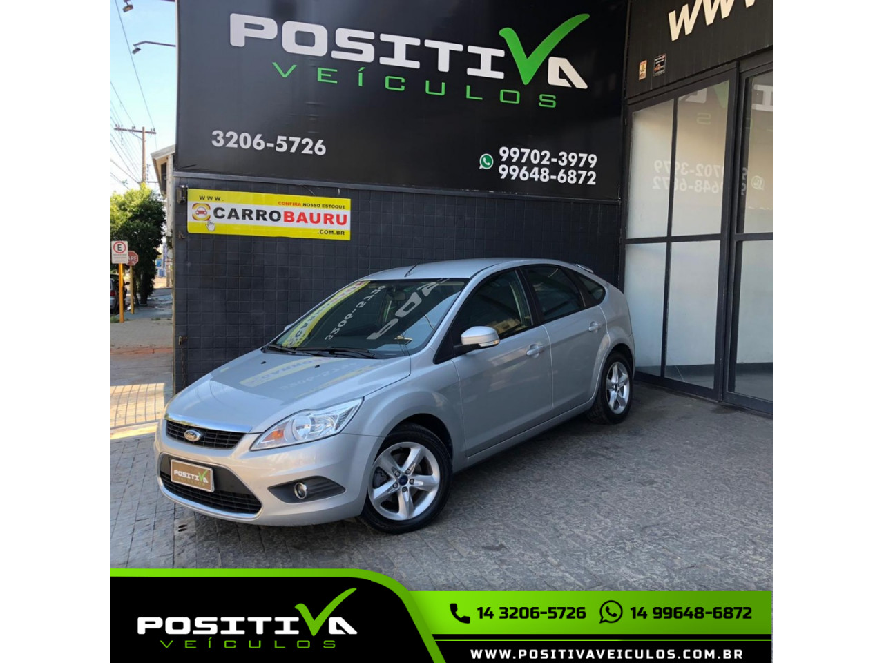 Focus Hatch 1.6 16V 4P SE FLEX